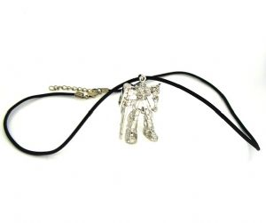 Transformers Pendant Necklace Pendant 4cm tall
